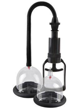 Vibrační vakuová pumpa na bradavky – Vakuové pumpy pro ženy