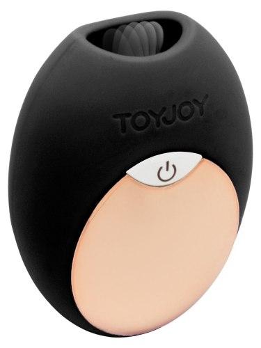 Stimulátor klitorisu s jazýčkem ToyJoy DIVA