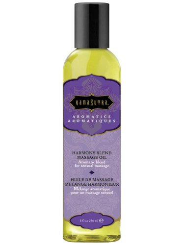 Masážní olej KamaSutra Harmony Blend