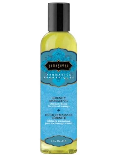 Masážní olej KamaSutra Serenity