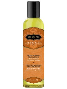Masážní olej KamaSutra Sweet Almond – Erotické masážní oleje a emulze