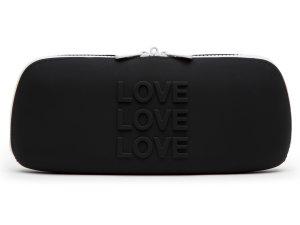 Silikonová taštička na erotické pomůcky Happy Rabbit M (střední) – Tašky a kufříky na erotické pomůcky