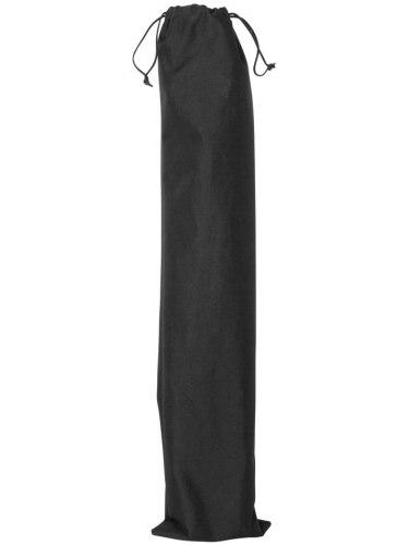 Nastavitelná roztahovací tyč s koženými pouty 65-120 cm