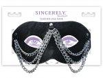 Luxusní škraboška Sincerely Chained