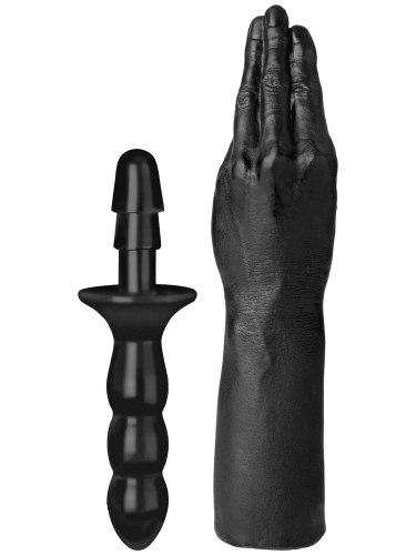 Ruka na fisting s odnímatelnou rukojetí TitanMen THE HAND