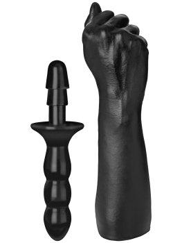 Ruka na fisting s odnímatelnou rukojetí TitanMen THE FIST – Dilda a ruce na vaginální i anální fisting