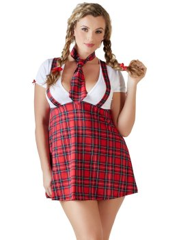 Kostým Školačka - Schoolgirl Plus Size – Dámské kostýmy na roleplay