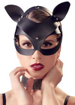 Kočičí maska Bad Kitty – Vzrušující škrabošky a čelenky