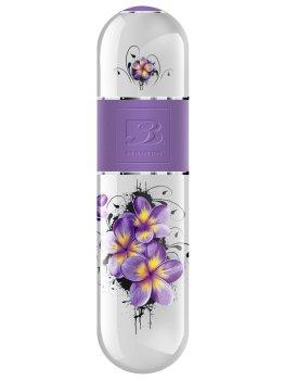 Stylový minivibrátor B3 Onye Galerie Floral – Vibrátory na dráždění klitorisu