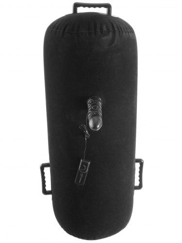 Nafukovací válec s vibrátorem Inflatable Luv Log