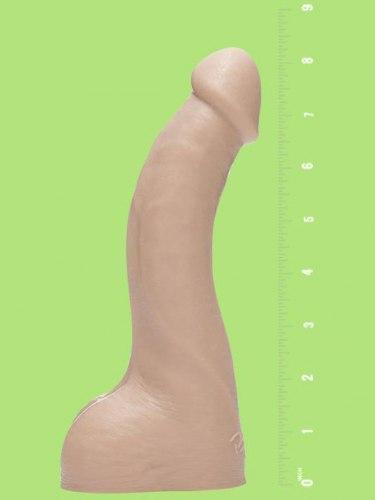 Realistické dildo Fleshlight RYAN DRILLER