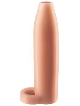 "Otevřený návlek na penis s poutkem Fantasy X-tensions 7"" – Otevřené návleky na penis"