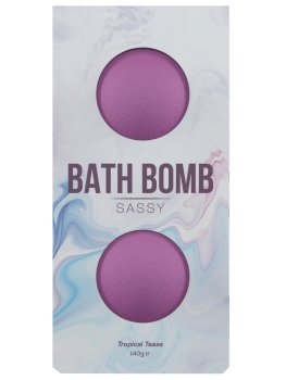 Bomby do koupele Sassy Tropical Tease, 2 ks – Bomby do koupele