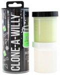 Náhradní silikon pro Clone-A-Willy, zelený (svítící ve tmě)