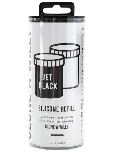 Náhradní silikon pro Clone-A-Willy, černý