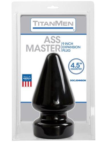 Obrovský anální kolík Titanmen Ass Master