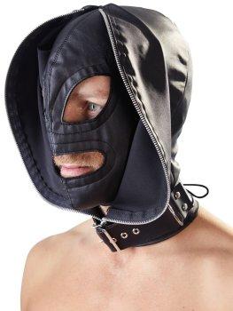Dvojitá maska Fetish Collection – Masky na oči