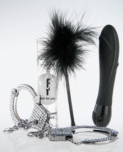 Sada erotických pomůcek Jfy Luxe Box No.5