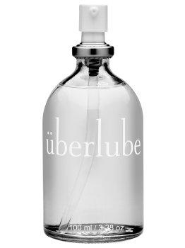 Luxusní silikonový lubrikant Überlube, 100 ml – Lubrikační gely na silikonové bázi