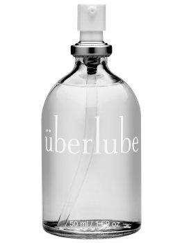 Luxusní silikonový lubrikant Überlube, 50 ml – Lubrikační gely na silikonové bázi