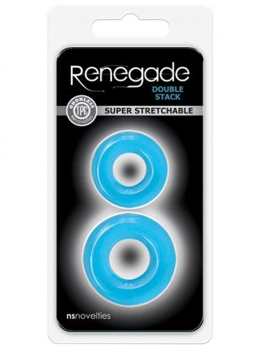 Sada erekčních kroužků Renegade Double Stack
