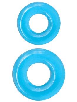 Sada erekčních kroužků Renegade Double Stack – Nevibrační erekční kroužky