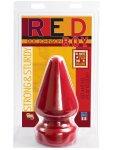 Obrovský anální kolík Red Boy XL