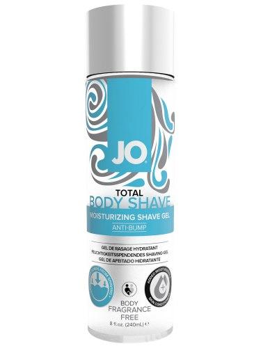 Gel na holení System JO Total Body Shave
