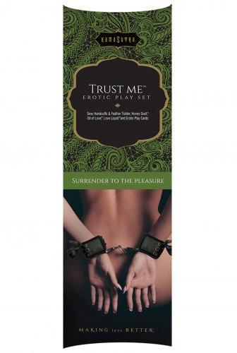 Erotická sada KamaSutra Trust Me