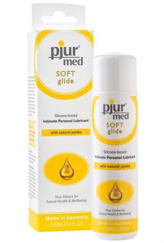 Lubrikační gel Pjur Med SOFT (silikonový)
