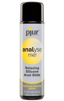 Lubrikační gel Pjur Analyse Me! - anální (silikonový) – Lubrikační gely na silikonové bázi
