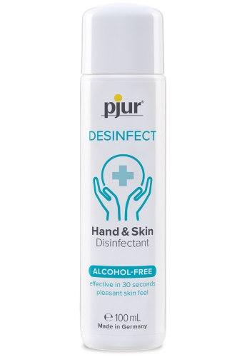 Dezinfekce na ruce a pokožku Pjur Desinfect