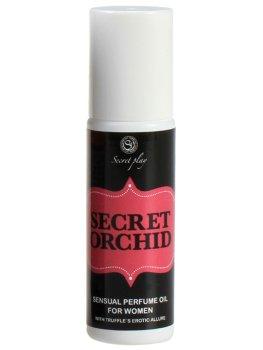 Kuličkový olejový parfém s feromony pro ženy Secret Orchid – Feromony pro ženy