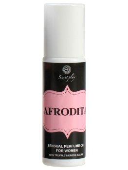 Kuličkový olejový parfém s feromony pro ženy Afrodita – Feromony pro ženy
