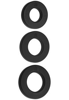 Sada erekčních kroužků Endure – Nevibrační erekční kroužky