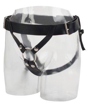 Univerzální postroj Premium Ring Harness – Postroje pro připínací penisy