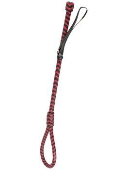 Kožený bič se smyčkou ZADO – Biče a bičíky na spanking