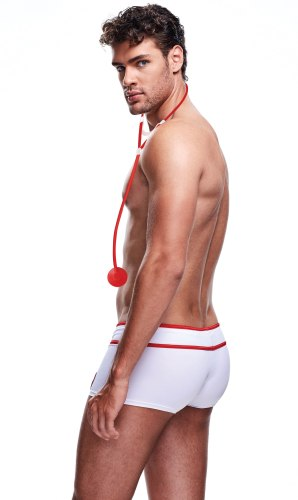 Kostým Lékař (boxerky a stetoskop)