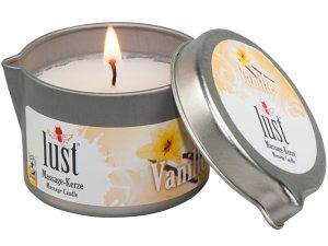 Masážní svíčka Vanilka – Svíčky pro uvolňující i erotickou masáž