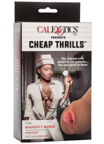 Umělá vagina Cheap Thrills The Naughty Nurse