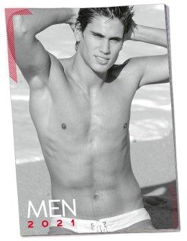 Nástěnný kalendář MEN 2021 – Sexy erotické kalendáře