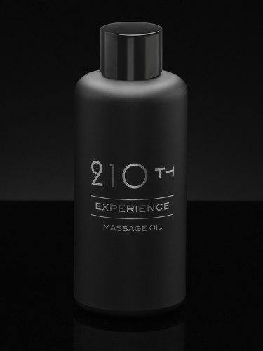 Masážní olej 210th Experience