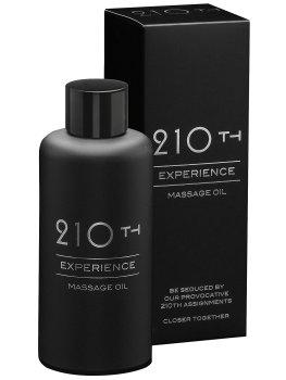 Masážní olej 210th Experience – Erotické masážní oleje a emulze