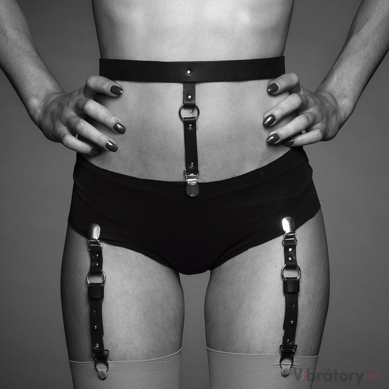 Podvazkový pás na spodní prádlo a punčochy MAZE
