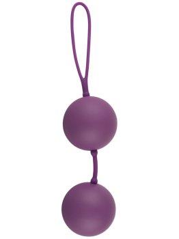 Venušiny kuličky XXL Balls Purple – Nevibrační venušiny kuličky