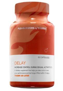 Tablety na oddálení ejakulace Viamax Delay – Přípravky a pomůcky na oddálení ejakulace