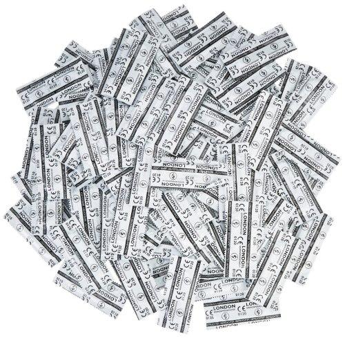Balíček kondomů Durex LONDON 50 ks