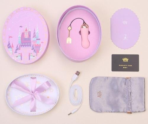 Luxusní vibrační vajíčko Baby Star - ovládané mobilem