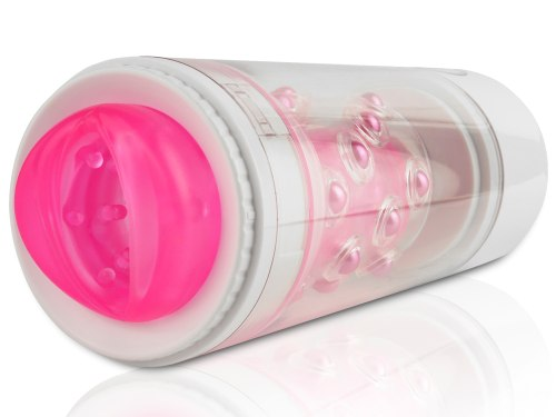 Rotační umělá vagina Roto-Bator Pussy - na baterie