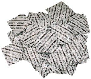 Balíček kondomů LONDON XL 45+5 ks zdarma – Akční a výhodné balíčky kondomů